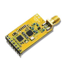 FSK 433MHz Wireless Transceiver Transmission Module with UART Serial Communication