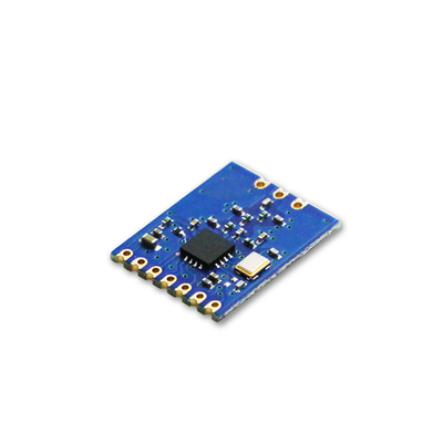 High-performance FSK Wireless Transmit Module with TI-Chipcon's CC1150 Chip